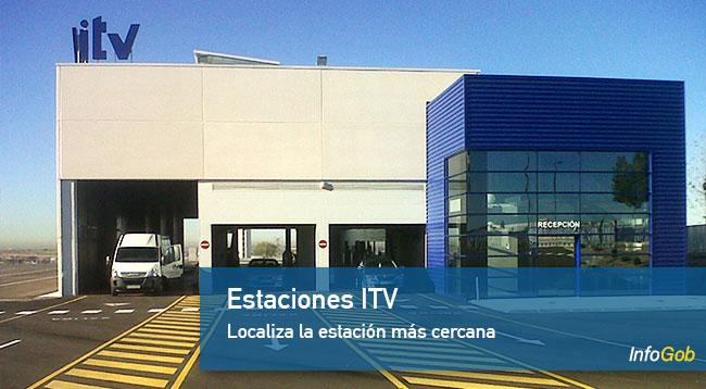 Estaciones ITV