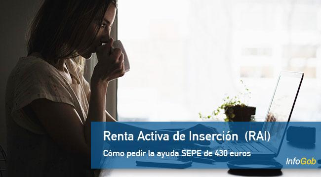 Renta Activa de Inserción (RAI)