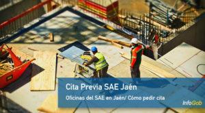 Cita Previa SAE en Jaén