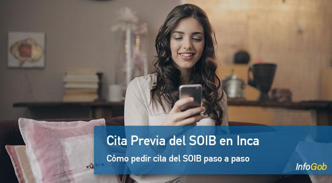 Cita SOIB en Inca