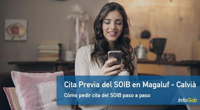 Cita SOIB Magaluf - Calvià