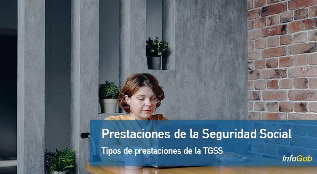 Prestaciones de la Seguridad Social (TGSS)