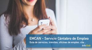 EMCAN: Servicio Cántabro de Empleo
