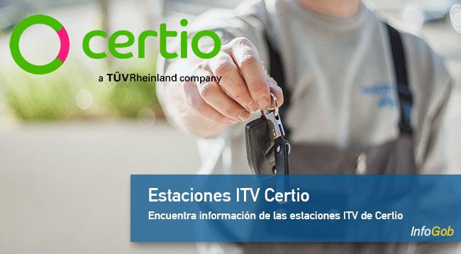 ITV Certio