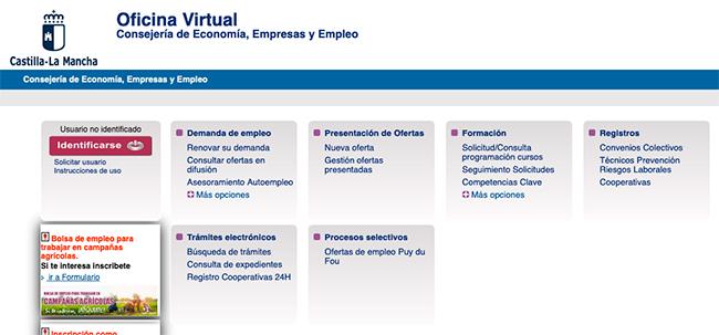 Oficina Virtual de SEPECAM