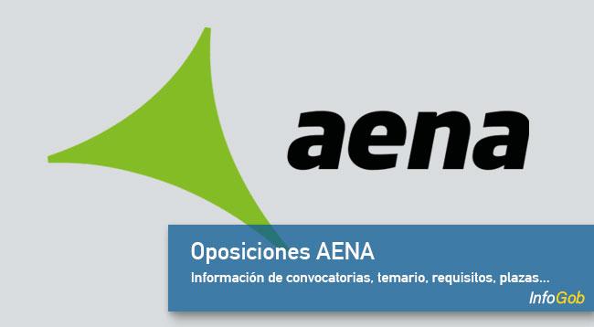 Oposiciones AENA