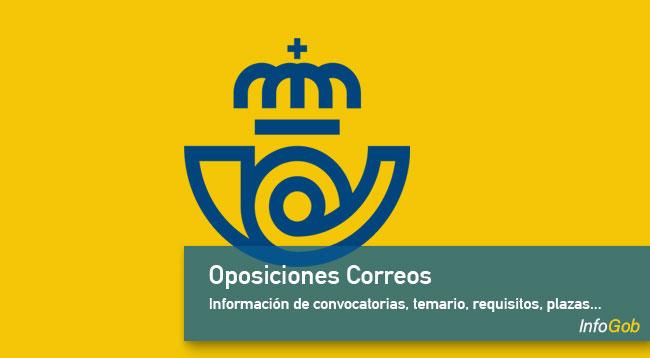 Oposiciones en Correos