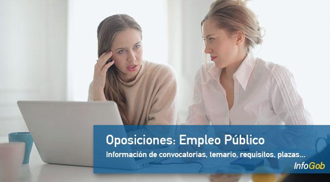 Oposiciones: Empleo Público