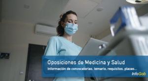 Oposiciones de Salud