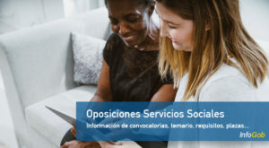 Oposiciones Servicios Sociales: convocatorias