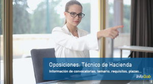 Oposiciones de Técnico de Hacienda