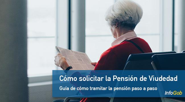 Cómo tramitar la Pensión de Viudedad