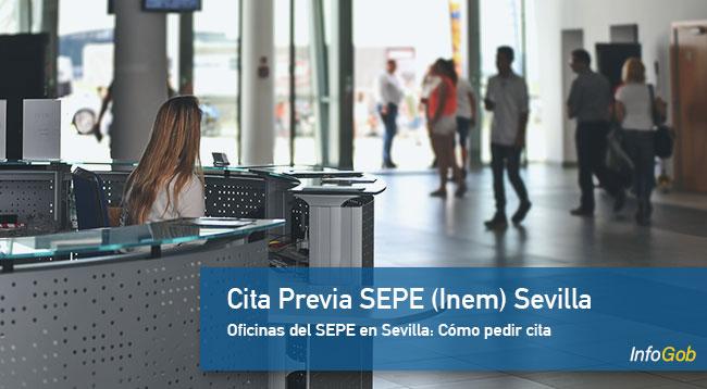 Cita SEPE en Sevilla