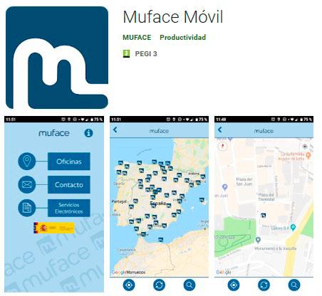 Aplicación Móvil de Muface