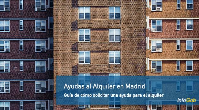 Ayudas Alquiler en Madrid