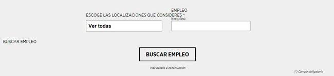 Buscador de empleo desde internet en Emprego Xunta