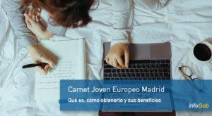 Carnet Joven Europeo en Madrid