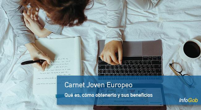 Carnet Joven Europeo