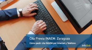 Cita INAEM en Zaragoza