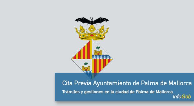 Cita Previa Ayuntamiento de Palma de Mallorca