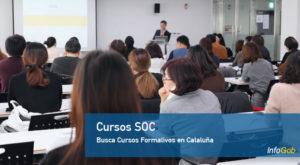 Cursos de Formación SOC (INEM)
