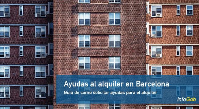 Ayudas para el Alquiler en Barcelona
