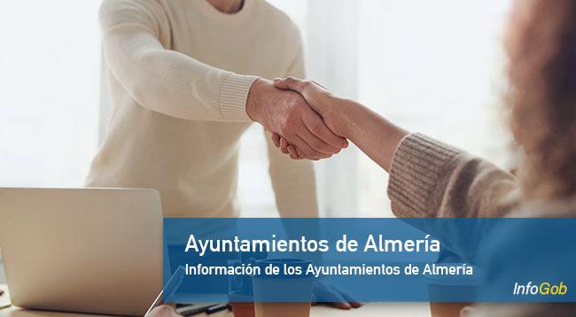 Ayuntamientos en Almería