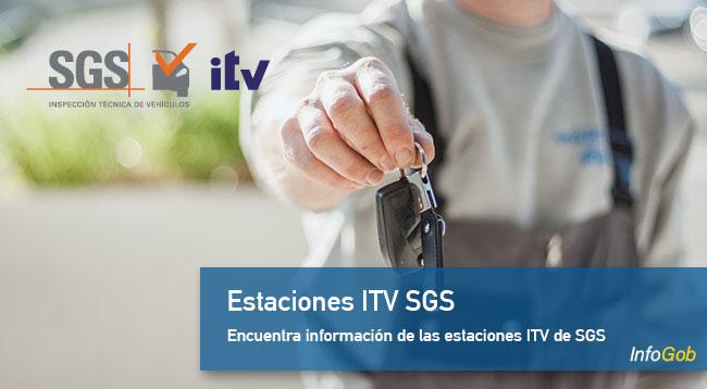 Estaciones ITV SGS
