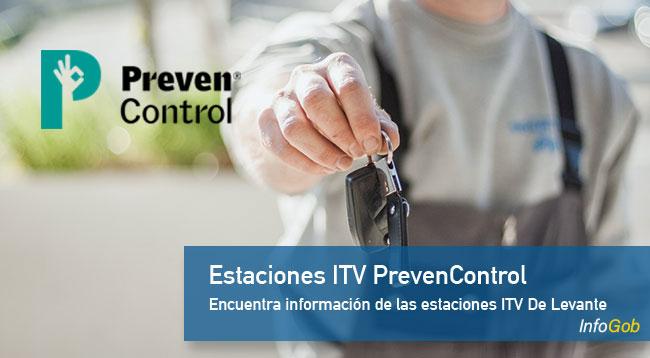 Cita Previa en las ITV de PrevenControl