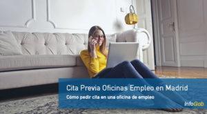 Oficinas de empleo en Madrid