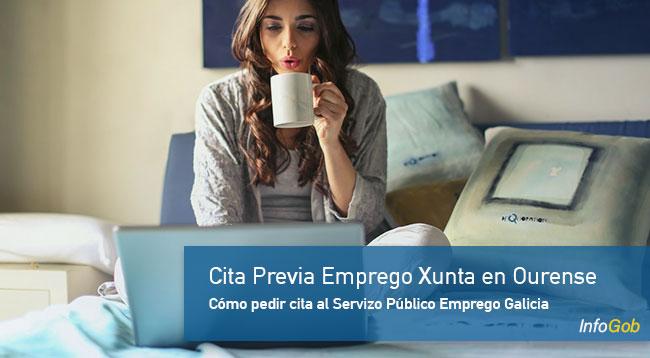 Oficinas de empleo en Ourense
