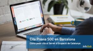 Oficinas SOC en Barcelona