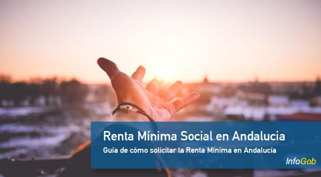 Renta Mínima de Inserción Social en Andalucía