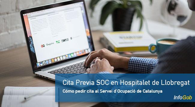 Cita previa SOC en Hospitalet de Llobregat