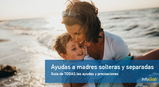 Ayudas a madres solteras y separadas