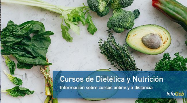 Cursos de Dietética y Nutrición