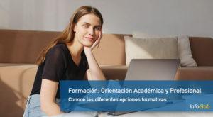 Formación: Orientación académica y profesional