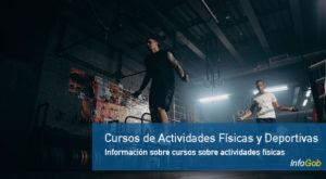 Cursos sobre Actividades Físicas