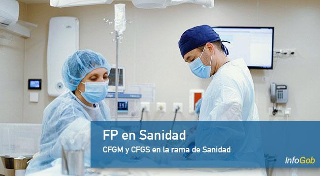 FP Sanidad