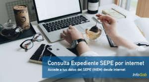 Consulta tus datos con el SEPE desde internet