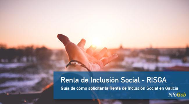 Renta de Inclusión Social en Galicia