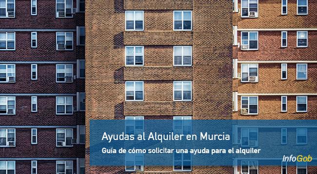 Ayudas al alquiler en Murcia
