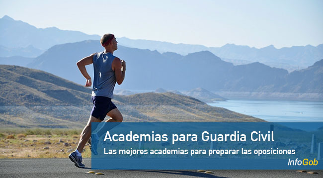 Academias para Guardia Civil