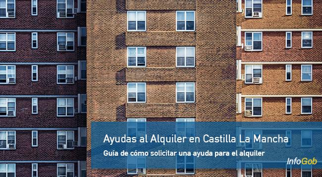 Ayudas alquiler en Castilla la Mancha