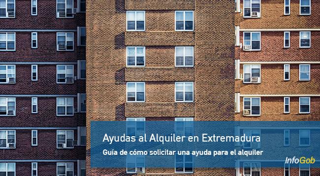 Ayudas alquiler en Extremadura