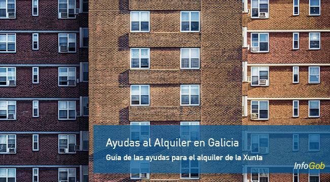 Ayudas de alquiler con la Xunta de Galicia