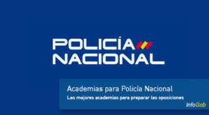 Mejores academias para Policía Nacional