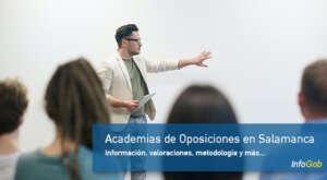 Academias de Oposiciones en Salamanca