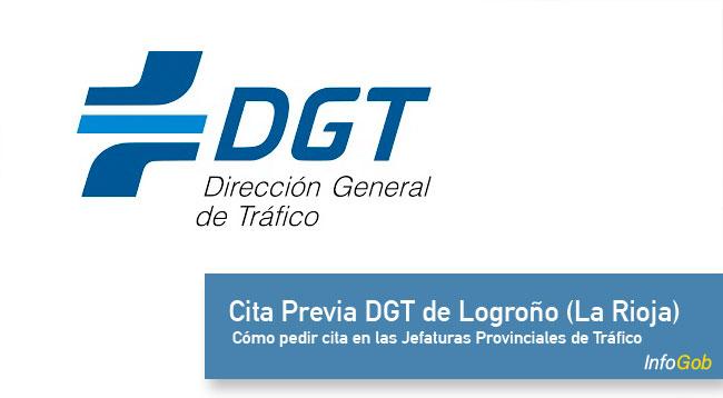 Cita previa con la DGT en Logroño (La Rioja)