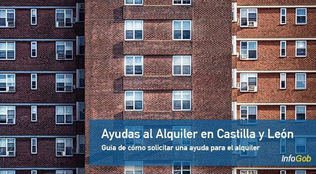 Ayudas al alquiler en Castilla y León